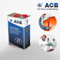 ACB professional automotive collision repair cheap auto painting car hardener