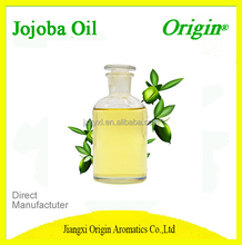 Best Price Private Label Hair Care Essential Oil Organic 100% Pure Jojoba Oil Golden Wholesale