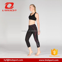 female quick drying close-fitting Sport jersey women cycling suit girl running pant race wear