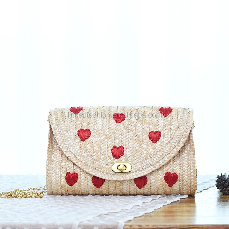 WHOLESALE NEW FASHION LADIES STRAW BAGS