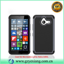 Football Texture Hybrid Back Cover For Nokia Lumia 640 XL Hard Case
