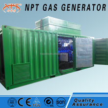 1MW Silent Natural Gas Generator