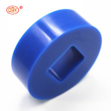 Blue Soft High Heat Resistance Food Grade Silicone Rubber Roller