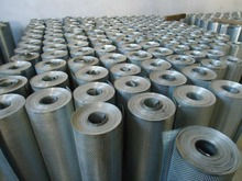Galvanized Perforated metal mesh roll