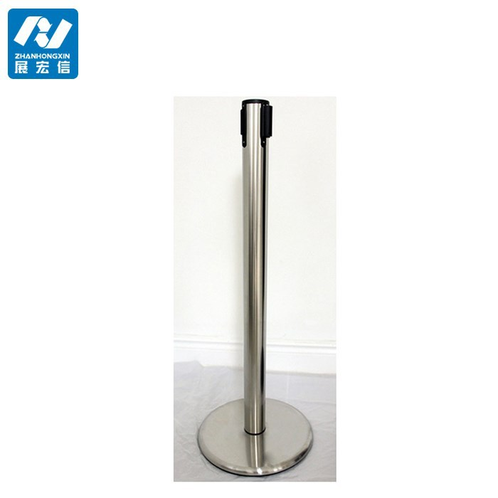 Stainless Steel queue stands/queue barrier