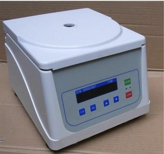 Best selling easy operation prp centrifuge for prp kit tabletop with LED display