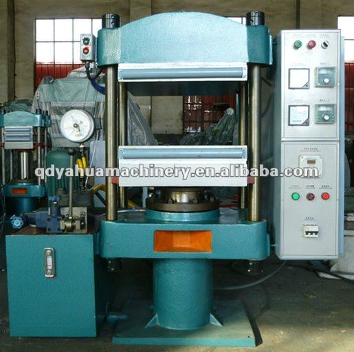 rubber tile mold pressing machinery
