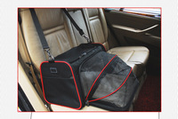 Hot sale car seat pet hammock dog carrier fabric dog carrier