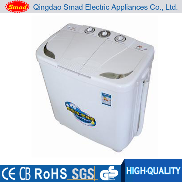 home semi automatic top loading twin tub washing machine for sale