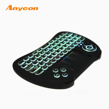 new arrival Control distance of up to 10 meters custom silicone keyboard