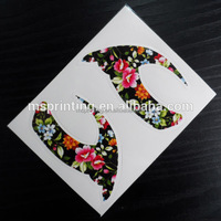 Custom Body Art Flash Eyeliner Tattoo Sticker