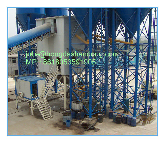 HONGDA Stationary Concrete Mixing Station 240m3