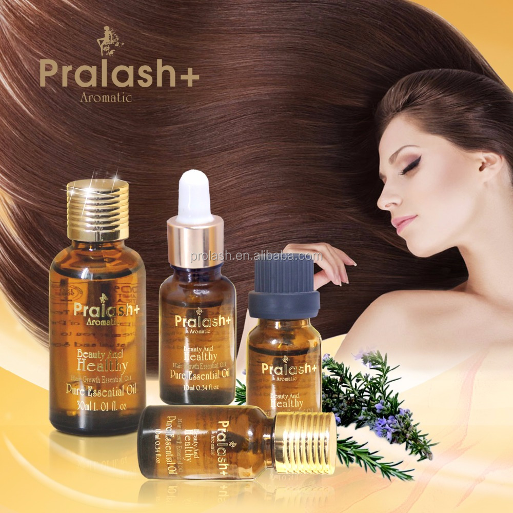 Pralash+Wholesale Product 100% Natural Hair Growth Oil/Herbal tonic Hair Growth Essential Oil