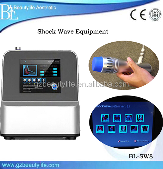 portable magnetic shock wave therapy equipment