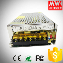switching power supply 24v din rail from china