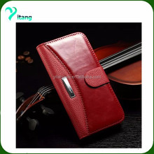 2017 new arrival design leather flip TPU case for Samsung S8/S8 plus shockproof case and cover