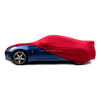 ultrasoft 180gsm pure lycra stretchable indoor car cover