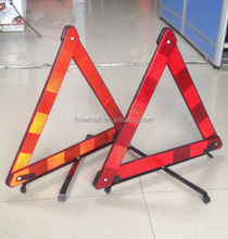 Folding Traffic sign Warning Triangle