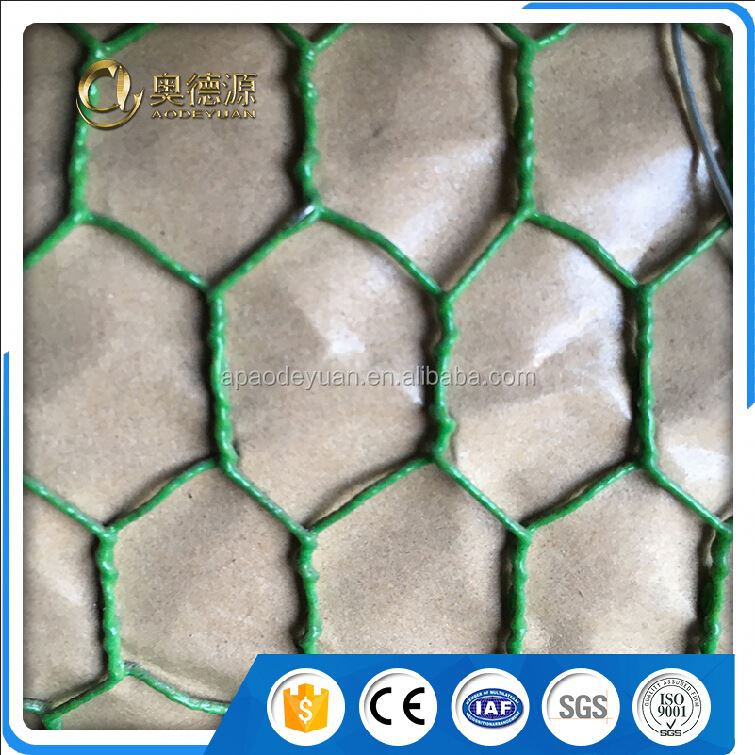 fence alibaba china knitted hexagonal metal wire mesh