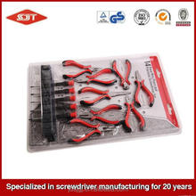 Special professional riveter hand pliers