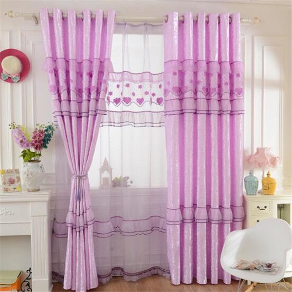 Fresh Color Curtains Embossed Fabric Lace Decor House Curtains - Buy French  Lace Curtains,Salon Decorating Curtain,Curtains Product on Alibaba.com