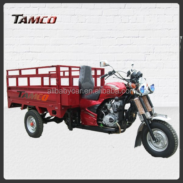 TAMCO T150ZH-JG Hot top quality 250cc three wheel pick up rickshaw tricycle for sale