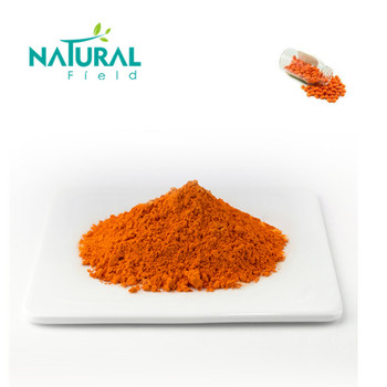 Pure Natural Zeaxanthin Extract Powder 5%,10%,20%,40% Cas No.144-68-3