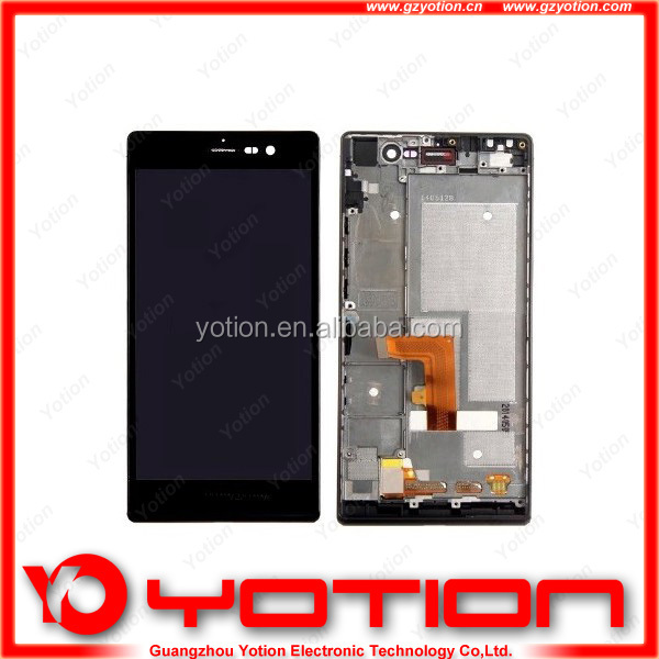 lcd for Huawei Ascend P7 lcd original