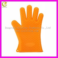 2015 best sell FDA silicone finger tips gloves/silicone oven mitt/ silicone heat resistant gloves,silicone bbq gloves