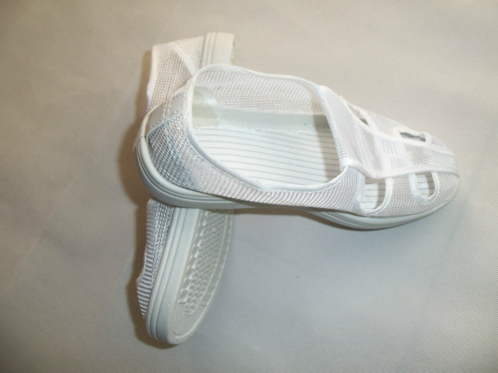 Four Holes Antistatic Cleanroom Safety Shoes