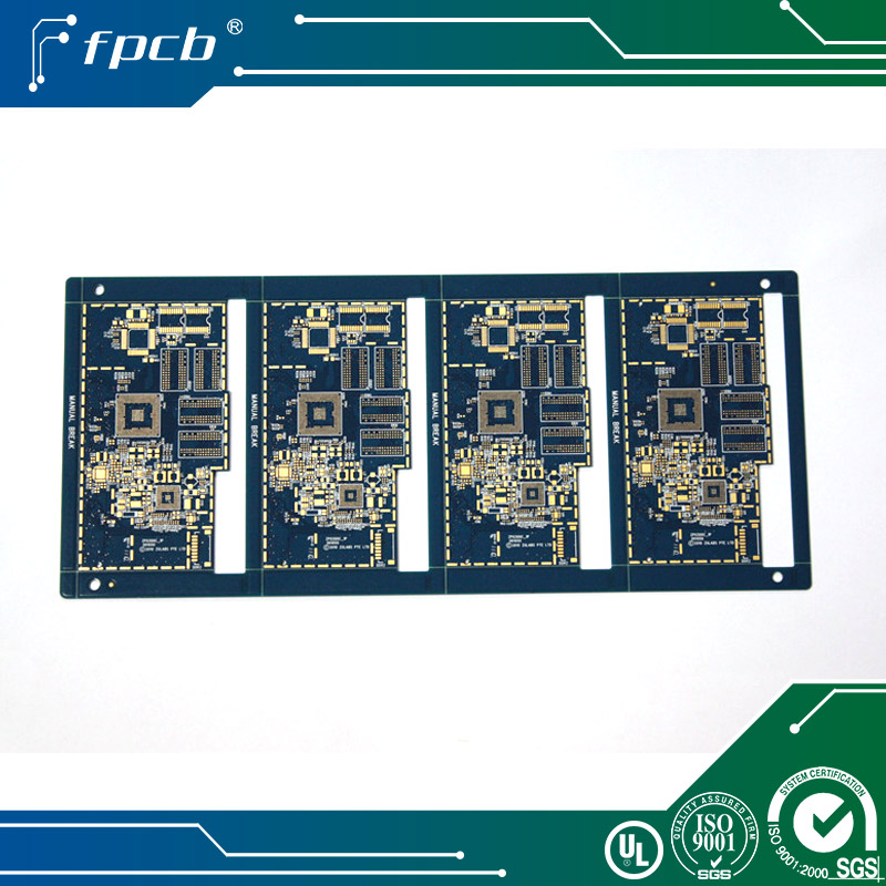 High Quality fr4 printed circuit board pcb assembly manufacturer