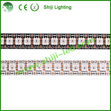 China manufacturer ws2812 led 5V individually control 144 pixels apa102 strip