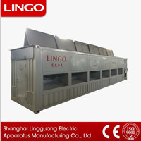 2015 China new biggest 6.6kv 8.3MW load bank used for the ship