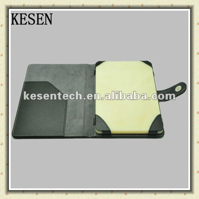 Flexible Lightweight leather case for Blackberry playbook