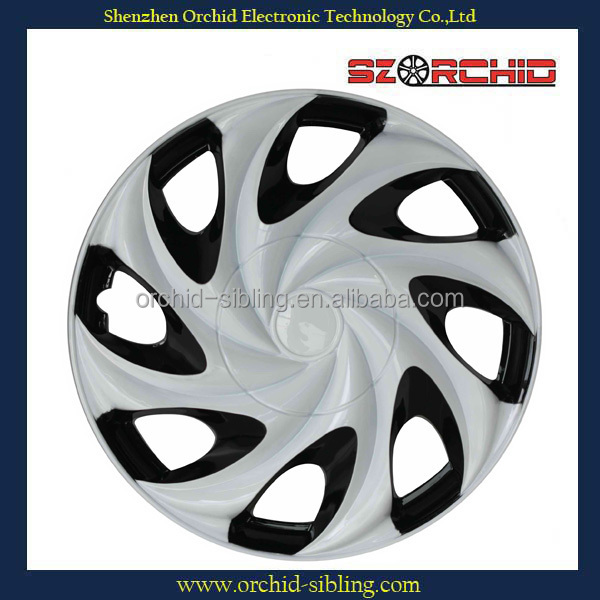 "universal 13"" / 14"" / 15"" plastic car wheel covers for truck"