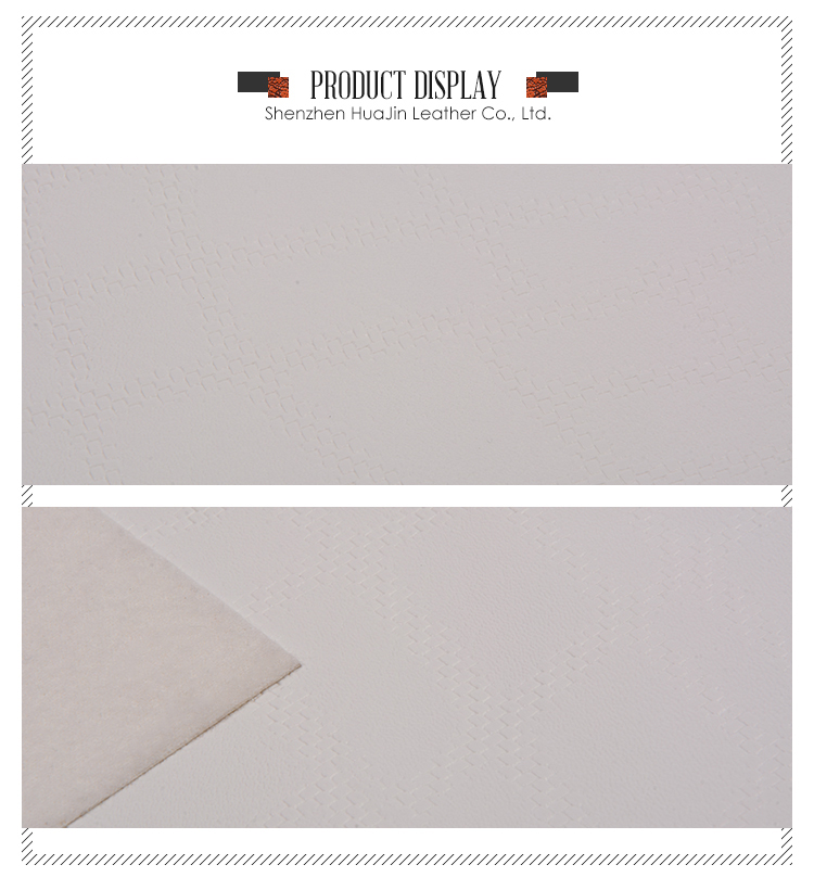 Eco-friendly Wholesale Synthetic Leather Fabric For Stationery