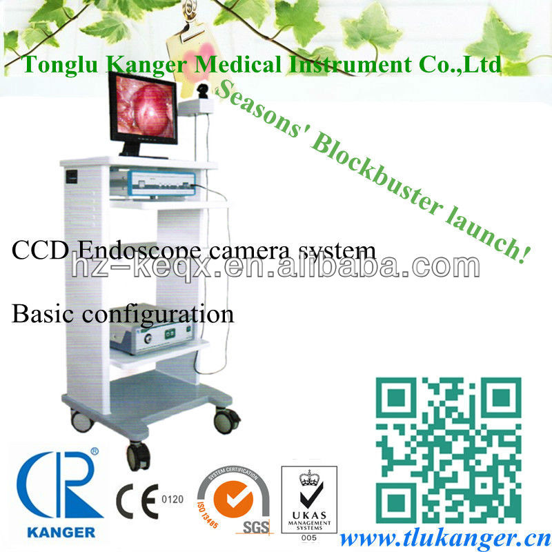 CCD endoscope camera system