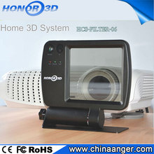 passive 3d movie single polarization cinema home system 3d modulator 3D cinema system