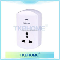 Factory Direct Z-Wave Remote Control Dimmer Plug-In