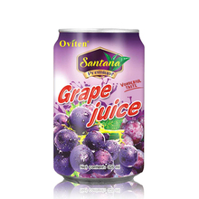 Certification OEM 325ml grape fruit juice soft drink