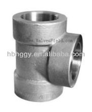 forged steel pipe tee / elbow / reducer fittings