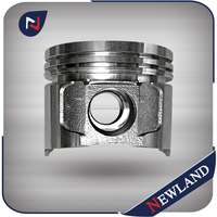 Custom Forged Cast Aluminum Racing Piston for Chevy Chevrolet 454 Big Block Piston