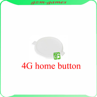 For iPhone 4 Home Button White