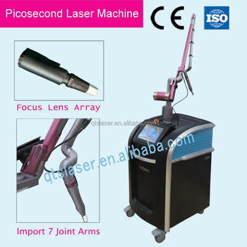 Professional Skin Care PicoSure 755nm Laser For Acne Removal pigment removal