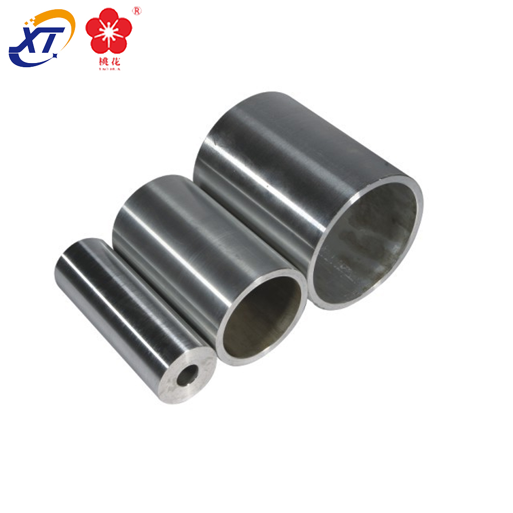 triangle thick wall aluminum pipe color anodized large diameter aluminum pipe