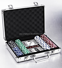 200PCS 11.5G chips set in aluminum case