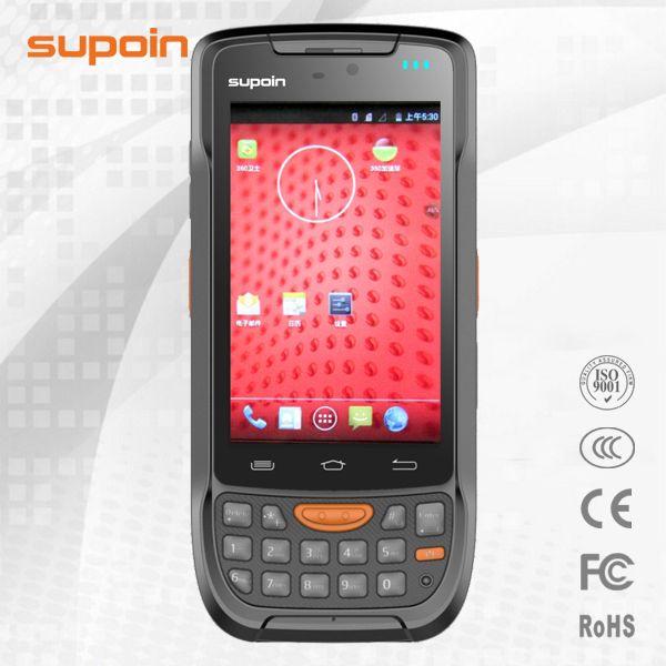 2D rugged Light Android PDA barcode lable scanner