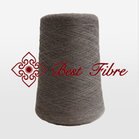 High altitude with excellent thermal property worsted Yak yarn 48s/2
