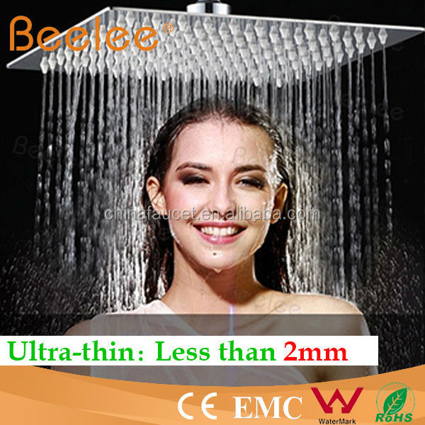 Bathroom Top Rainfull Shower Head(shower head,shower spray)