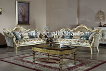 Noble Silver Living Room Sofa Sets,Arabia Style Sofa Sets,Living Room Furniture